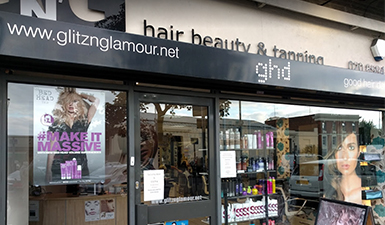 Glitz and Glamour Hair Salon In Barking Essex